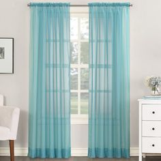 You'll love the Emily Single Curtain Panel at Wayfair - Great Deals on all Décor  products with Free Shipping on most stuff, even the big stuff.