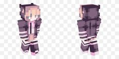 Minecraft Skins Kawaii, Minecraft Anime, Minecraft Mods, Minecraft Projects, Skin Mine, Minecraft Skins Aesthetic, Mc Skins, Character Outfits, Chibi