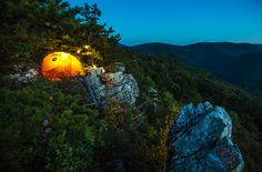 Best trail in Shenandoah NP for an overnight backpack. Love this website.