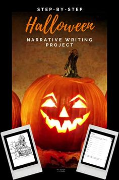 Middle School Students can learn and have fun at the same time using this step-by-step narrative resource that takes them each stage of the plot! It's Printable, Digital and comes with spooky soundtrack! Narrative Anchor Chart, Narrative Writing, Writing Prompts, Spooky Music, Free Lesson Plans, Writing Resources, Writing Practice, The Middle