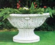 Italian Vase outdoor Planter Large vases cast marble