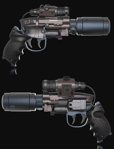 ArtStation - PKD Enforcer Highpoly, Rajeev Menon