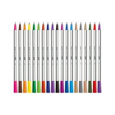 Luxor Pointo Multi color Pen (Pack of 20) Terashopee http://www.amazon ...
