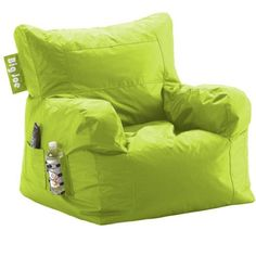 Big Joe Bean Bag Chair, Multiple Colors - Walmart.com