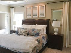 Affordable Before and After Bedroom Makeovers | HGTV