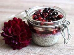 Os Meus Remédios Caseiros: Pudim de chia para um pequeno-almoço saudável