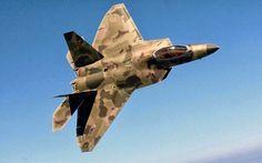 F-22 Raptor by Lockheed Martin