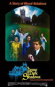 House of Dark Shadows - 1970 - Movie Poster