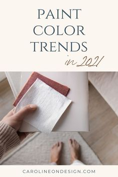 If you're building a new home or you're ready to refresh your existing home with a fresh coat of paint, I think you'll find some great paint color inspiration.