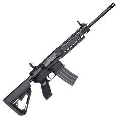 The Sig Sauer 516 Patrol 5.56mm semi-auto rifle brings desirable mechanical improvements to the popular AR platform.
