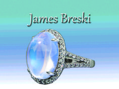 Moonstone Ring, James Breski