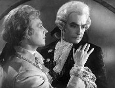 Кадр из фильма *Моцарт и Сальери*, 1962