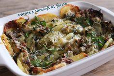 Patate+e+carciofi+al+forno