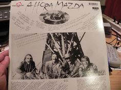 AHORA MAZDA-AHORA MAZDA  (DUTCH PSYCH/PROG EPIC LIMITED REISSUE ON PSEUDONYM)