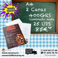 Seguimos con nuestra promoción de hostelería durante todo el mes de Marzo. (Para envíos a Canarias + 25€)