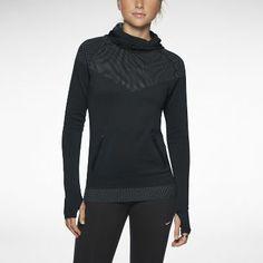 Nike Luxe Seamless Funnel Women's Running Hoodie - $150