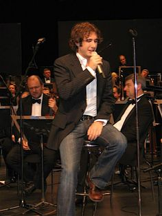 Twitter / TaniaMirozlava: The lovely Josh Groban ...
