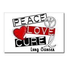 will be a great day when we find a cure for lung cancer