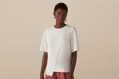 Superior Ludlow Shell Top   Finery London | UK