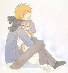 Ichiruki #cute #couple #anime #bleach #ichigo kurosaki #rukia kuchiki