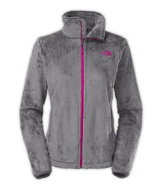 Women's The North Face Osito 2 Jacket The North Face, North Face Girls, North Face Women, North Faces, North Face Windbreaker, North Face Fleece Jacket, Sweater Jacket, Vest Jacket, Cute Jackets