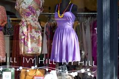Ivy Hill is a women's clothing and accessories boutique specializing in hard-to-find brands in St. Louis as well as local jewelry and accessory designers.