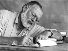 Folk of genius: The 5 strangest habits of Ernest Hemingway