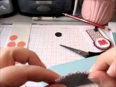 Magnetic Bookmark tutorial using the Bookmark Duo Stamps and Die-namics from My… Magnetic Bookmarks, Magnets, Pictures Od, Music Page, Book Marks, Craft Fairs, Craft Gifts, Mini Albums, Planners