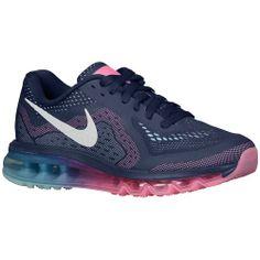 Nike Air Max 2014 - Women\u0026#39;s - Running - Shoes - Black/Anthracite/Dark