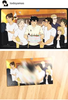 Haikyuu funny - After this incident, Hinata was never seen again...