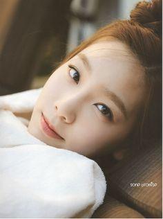 SNSD, Girls Generation in Las Vegas Photobook Taeyeon