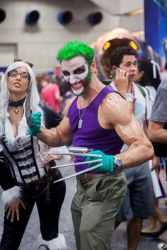 These 50 Disney Crossover Cosplays Take Mash-Ups To A Whole New Level! Anime Cosplay Costumes, Halloween Cosplay, Amazing Cosplay, Best Cosplay, Twisted Disney, Disney Crossovers, Marvel Dc, Have Fun, Funny Pictures