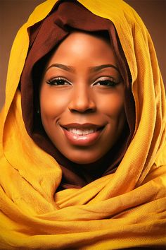 Charlton+Hudnell+Veils+African+Middle+East+Zen+Magazine+Africa - Street Fashion, Casual Style, Latest Fashion Trends - Street Style and Casual Fashion Trends African Beauty, African Women, African Fashion, Hijab Mode, Dark Complexion, Dark Skin, African Head Wraps, Girl Hijab, Outfit Trends