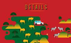 Tanzania Cover Illustration on Behance