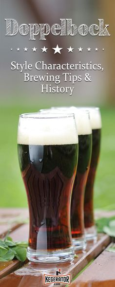 Doppelbock Beer Style: Characteristics, History & Brewing Tips