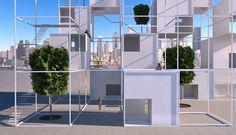 Atelier Zafari.Architecture   cube house 17
