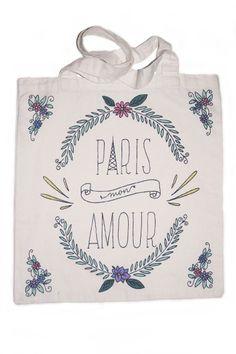 PARIS MON AMOUR by CHARLIE'S DREAMS