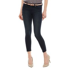 Perfect Blue Ankle Jeans With 40% Off  Feel comfortable and look trendy by wearing these blue coloured jeans for women.  http://styleshells.com/product_description.php?pid=1543&id=1560