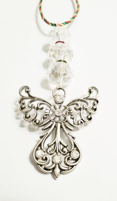 Christmas Angels by Debbie Williams on Etsy