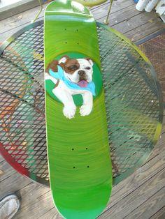 Marley Custom Skateboard Decks, Custom Skateboards