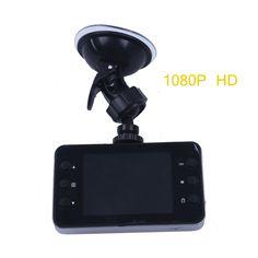 "Car Camera 2.7"" LCD SCREEN Full HD K6000 Car DVRS Video Recorder Camcorder Vehicle with G-sensor CAR DVRS"