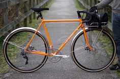 Velo Orange Pass Hunter Disc
