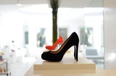 Jazz up your look with statement heels (see pics)