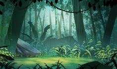 jungle background - Google Search