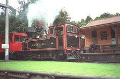 Shantytown Heritage Park - Greymouth New Zealand