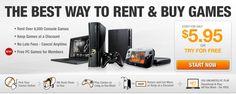 Video Game Rentals Delivered to Your Door, Start Now! http://hot.com-buyit.info/gfly