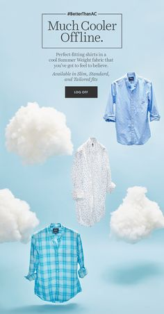 Bonobos: Take a breather in Summer Weight Shirts. | Milled