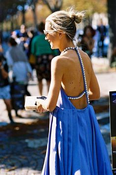 How to Wear Pearls this Season