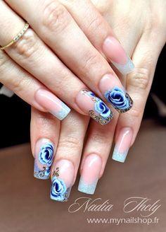 Nail art one stroke                                                                                                                                                     Más