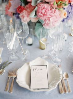 We love this party table: http://www.stylemepretty.com/living/2015/08/24/floral-infused-50th-birthday-celebration/   Photography: Sarah Kate - http://sarahkatephoto.com/